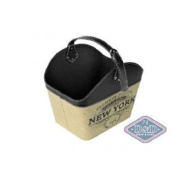 CAT-BASKET NEW YORK CAMA BOLSO