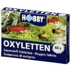 OXILETTEN PASTILLAS OXIGENO 48pcs 480 L