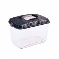 FAUNA BOX AMBER MIDI 24X17X15  6 litros