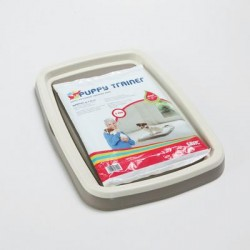 PUPPY TRAINER KIT MEDIO     48X35X4CM