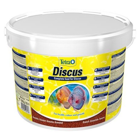 DISCUSFOOD 10L