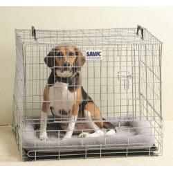 DOG RESIDENCE GALVANIZADO 61X46X53
