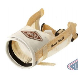 BOZAL EUROPET XL BEIGE TRANSPIRABLE