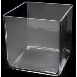 AQUADECORIS CUBO 20X20X20 7 litros