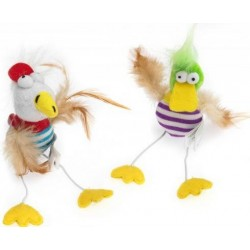 JUGUETE GATO wanna Play Crazy Duck 16cm
