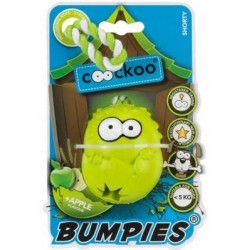 JUGUETE  BUMPIES+CUERDA -9kg verde