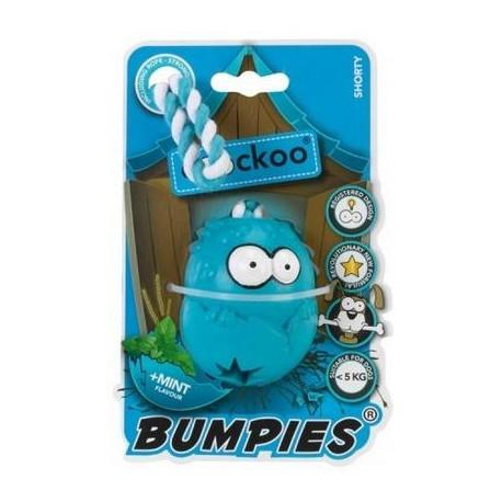 JUGUETE  BUMPIES+CUERDA -9kg Azul