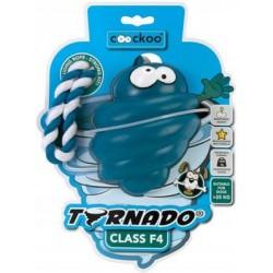 JUGUETE TORNADO+ CUERDA  F1 <9kg Azul