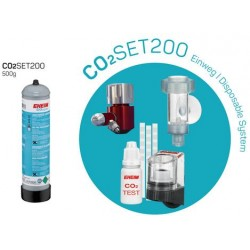 CO2 SET EHEIM 200L 500gr desechable
