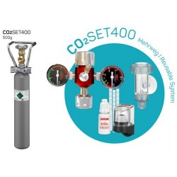 CO2 SET EHEIM 400L 500gr recargable