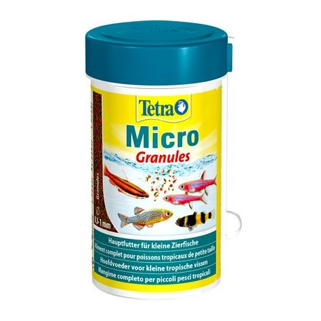 MICRO FOOD GRANULADO 100LM