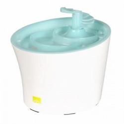 FUENTE tugela 3 litros azul 22x18x16cm