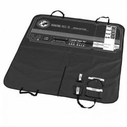 Protector sillon coche 150X145CM negro